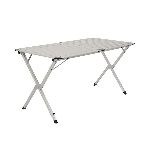 Tavolo In Alluminio Da Campeggio.Cs Trading Campfeuer Tavolo Pieghevole Xl In Alluminio Da