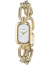 Reloj DKNY para mujer-reloj analógico de cuarzo chapado en acero inoxidable NY2311