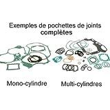 Aprilia 125RS 125MX Motor Rotax 122–88/07-kit juntas alto moteur-606022
