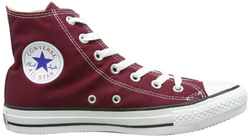 Converse Chuck Taylor All Star Core Hi, Herren High-Top Sneaker Rot (Bordeaux)