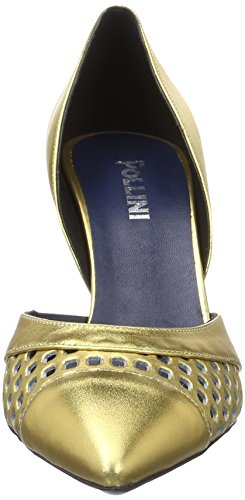 Pollini Pollini Shoes, Escarpins femme Gold (Gold 901)