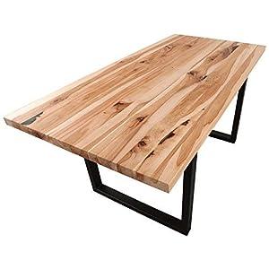 Esstisch Holz Metall Gunstig Online Kaufen Dein Mobelhaus