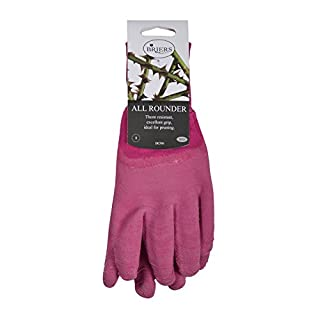 Briers Medium Thorn Resistant All Rounder Gardening Gloves - Pink