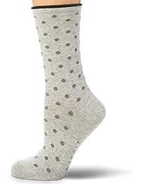 Esprit Melange Dot, Calcetines para Mujer, 80 DEN
