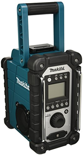 Makita BMR107 Radio de Chantier Sans Fil