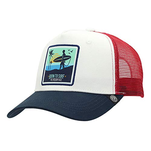 The Indian Face Gorra Surf Born to Surf Hombre Mujer