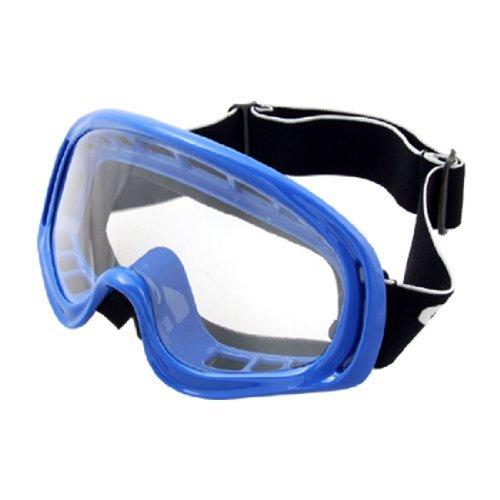 Vogue Blue Frame Racing Sport-Brille Gläser