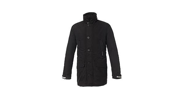 /traspirabile Windproof and Waterproof /¾ Length Padded Jacket Tucano Urbano 8906/mf021/N6/Benjamin/ Nero misura XL