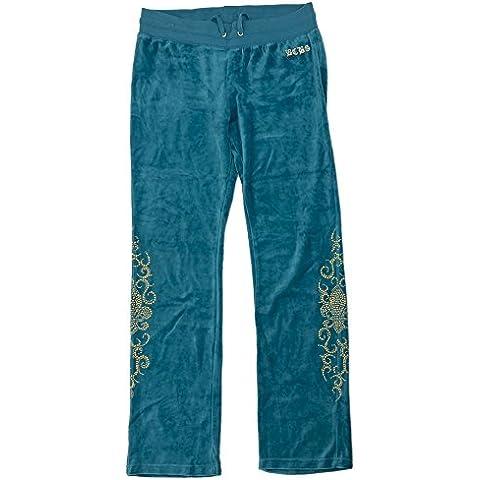 BCBGMAXAZRIA pantaloni velluto tempo libero Pantaloni da jogging da donna