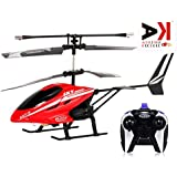 AK ANOLIHK® V-Max HX-713 Radio Remote Controlled Helicopter with Unbreakable Blades - Multi Color …