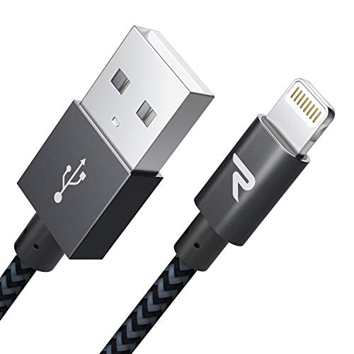 Rampow Cable Lightning 1M Cable iPhone Cargador iPhone