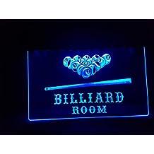 Billiard Room/Pool Bombilla LED Cartel Cartel Cargar Reklame Neon Neon Cartel Bar Discoteca Snooker