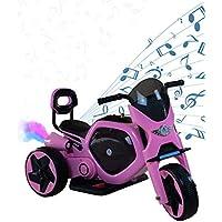 AIREL Moto Eléctrica para Niños | Moto Eléctrica Niños | Moto Eléctrica con Música y Luz | Moto Batería para Niños | Moto para Niños 1-5 años