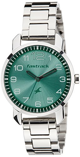 41MbBQIbhLL - 6111SM02 Fastrack Green Women watch