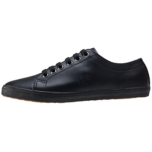 Fred Perry Kingston Twill French Navy B6259U143 Turnschuhe