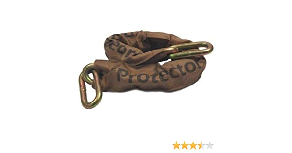 Protector 19mm High Security Chain Sold Secure Gold in all Categories 0.6M
