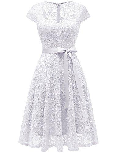 Victory Bridal Elegant Damen A-Linie Spitze Abendkleider Neu Herzform Prom/Ballkleider...