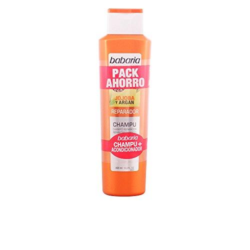 Babaria Shampoo Riparatore + Maschera capelli Intensivo - 1 Pack