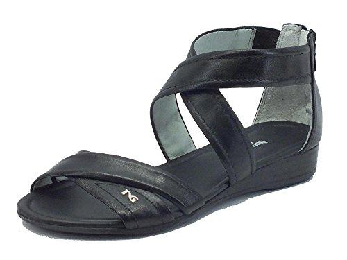 Nero Giardini Sandali scarpe donna nero 5560 P615560D 38
