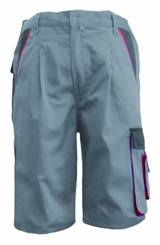 """""""Premium"""" - Pantalone corto da lavoro, in poliestere al 65 % e cotone al 35 %, disponibili in taglie e colori vari 60 Antracite"""