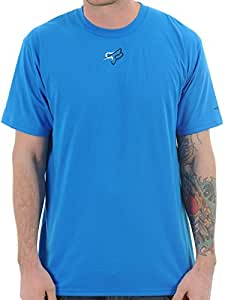 Fox Abound Out Tech Tee - Blue, Small