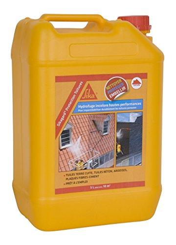 Sikagard Protection Toiture, Imperméablisant pour toiture,...