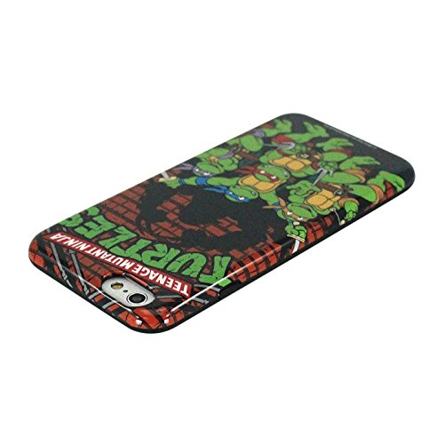Nickelodeon–Teenage Mutant Ninja Turtles–Souple iPhone 6Coque de protection