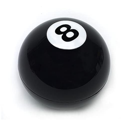 Wahrsagekugel-DECISION-MYSTIC-8-BALL-mit-10-Antworten