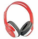 Icam K896dehnbar Haarband auf Ear Stereo Wireless Bluetooth Headset Kopfhörer für Handy PC Gaming Sport