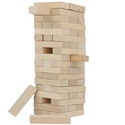 Tour infernale en bois, le jeu de société pour toute la famille
