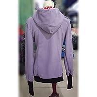 f95cea83e17c Porte bébé Violet et rouge Trois-en-un mère multifonctions Kangourou Zipper  Hoodie Manteau
