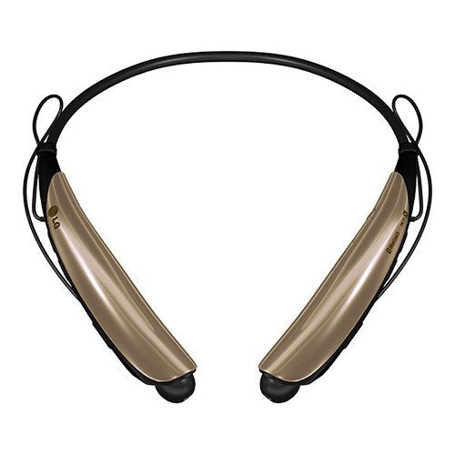 LG Tone Pro HBS-750 Bluetooth Stereo Headset (Gold)