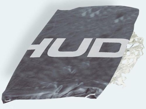 HUDORA 76109 Tornetz für 213 cm Fußballtor