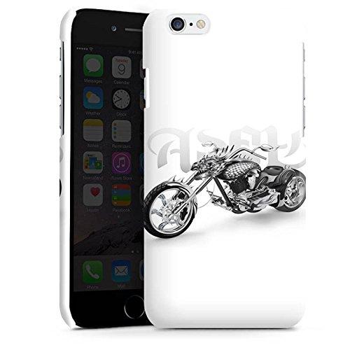 Apple iPhone 5s Housse étui coque protection Moto Cas Premium brillant