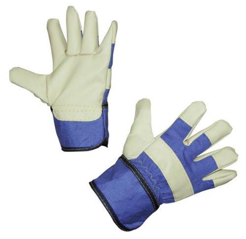 Kinderhandschuh Junior 6 - 8, blau, extra klein