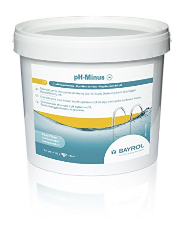Bayrol 11 94112 PH-Minus, 6 kg [Importato da Germania]