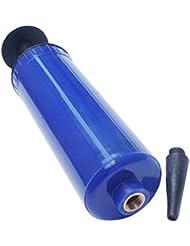 Pompe pneumatique - SODIAL(R)Mini plastique avec une aiguille pour les ballons de fete Pompe pneumatique a la main