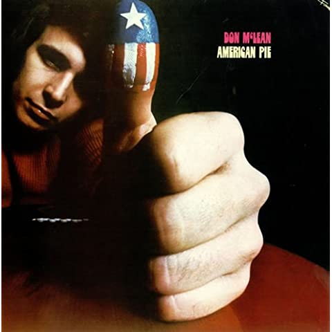 DON MCLEAN - AMERICAN PIE LP (10756) - Don Mclean American Pie