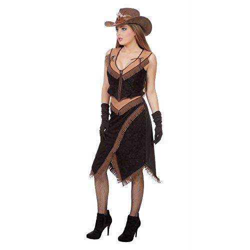 Kostüm Sexy Cowboy Für Erwachsene - Wilbers NEU Damen-Kostüm Sexy Cowgirl, Gr. 40
