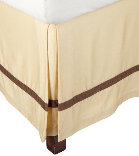 Superior Hotel Collection Bettrock, Fadenzahl 300 Modern Queen Honey/Mocha -