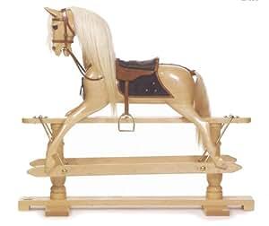 Cheval à bascule Maple grand modèle