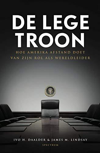 De lege troon (Dutch Edition)