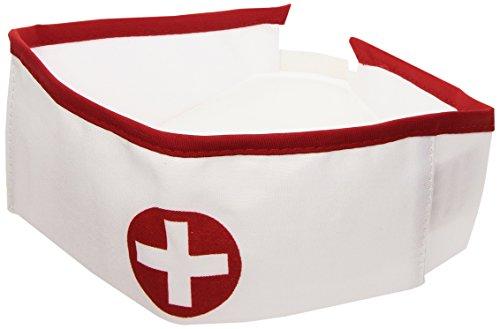 WIDMANN Krankenschwestern-Kostüme mit Mützen und Kopfbedeckung für Kostüme