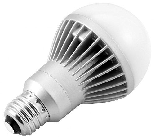 Technaxx Bluetooth RGB LED E27/7W Lampe mit farbwechsel und dimmbar über App steuerbar