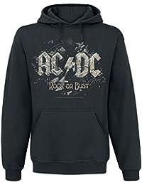 AC/DC Rock Or Bust Sweat à capuche noir