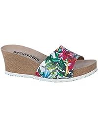 Mephisto Scarpe Sandalo Donna Lise Matisse Multicoloured Primavera Estate  2018 c64248bc0c6