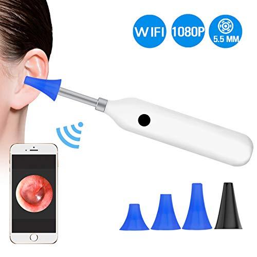 BlueFire WiFi Otoscopio