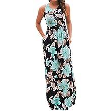 vestidos verano mujer baratos 2017 casual Switchali vestidos de fiesta para bodas largos elegantes mujer maxi el vestido de novia vintage de las mujer sin mangas Vestido mujer
