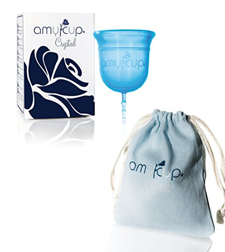 COPA MENSTRUAL AMYCUP® Crystal amaño S - mujeres