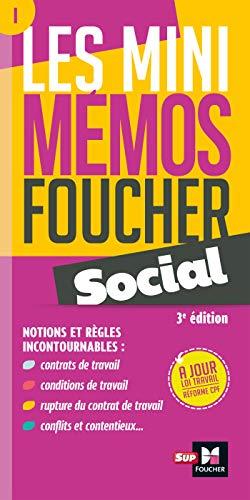 Mini Mémos Social - 3ème édition - Révision par  Françoise Rouaix